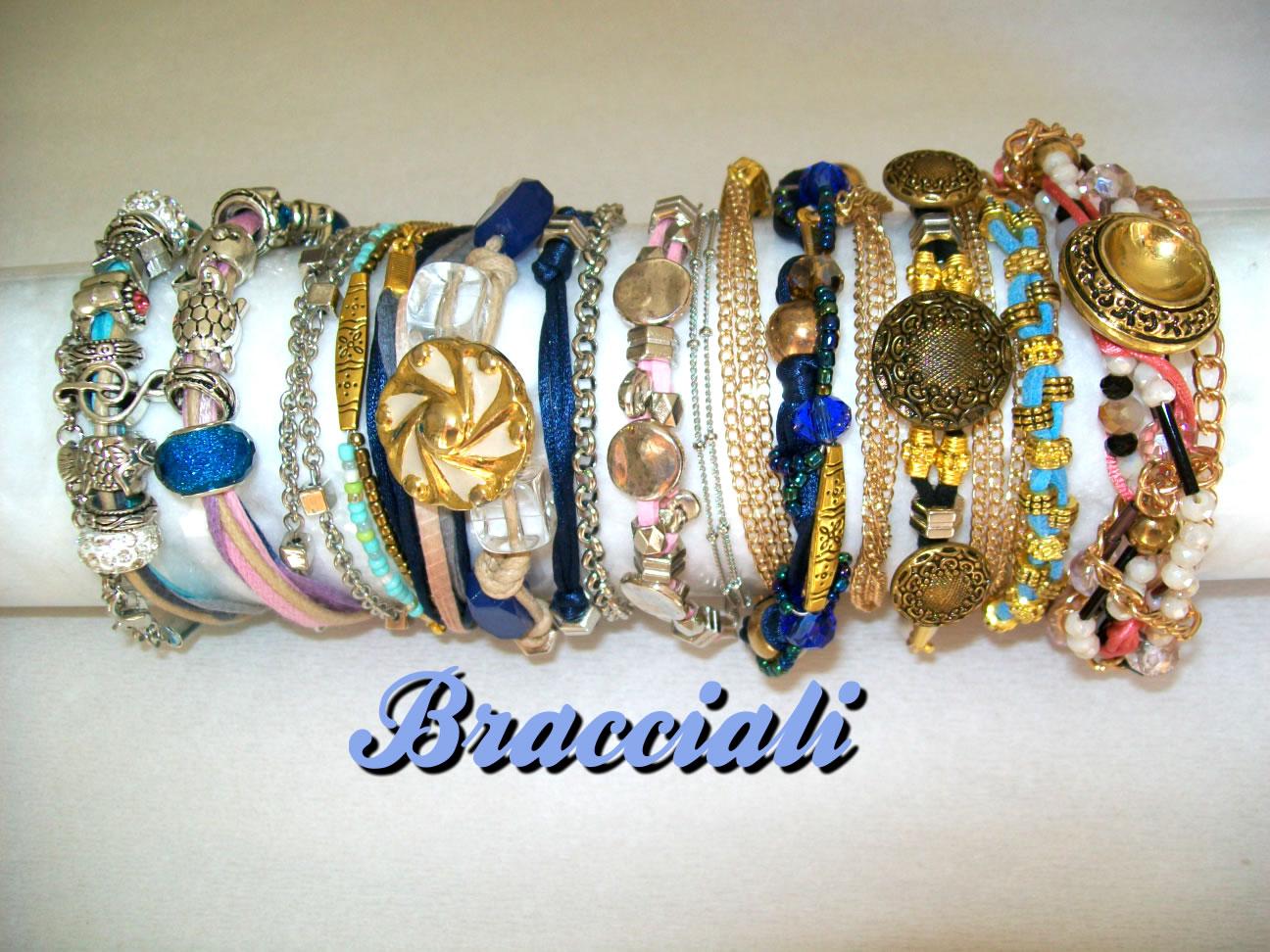 bracciali incantevole bijoux