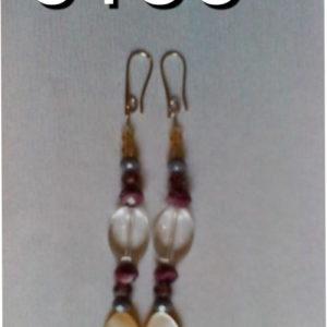 orecchini code pavone 0135