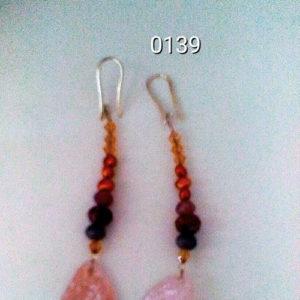 orecchini code pavone 0139